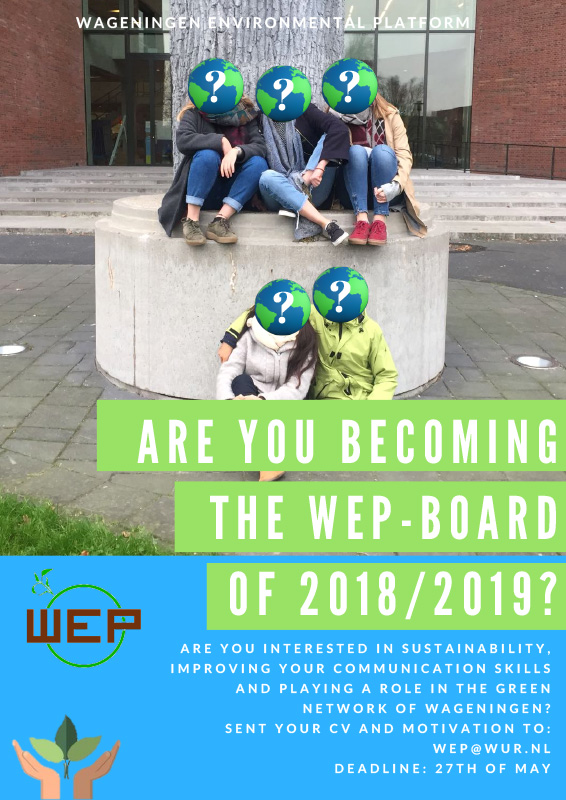 Recruiting New WEP Board Members!